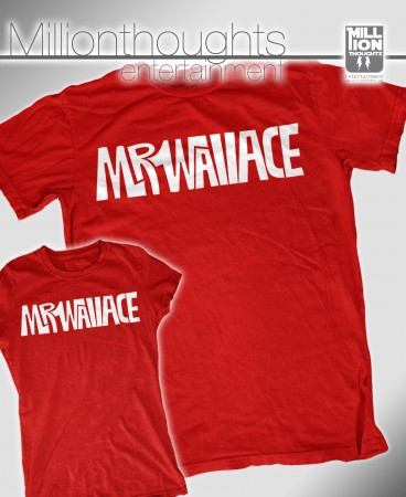 shirt rood