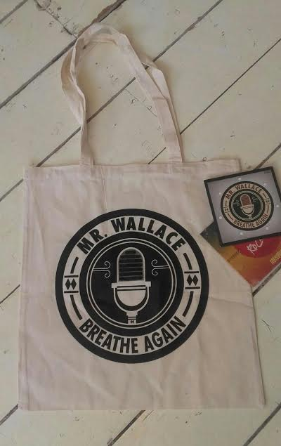 tote bag mr wallace breathe again